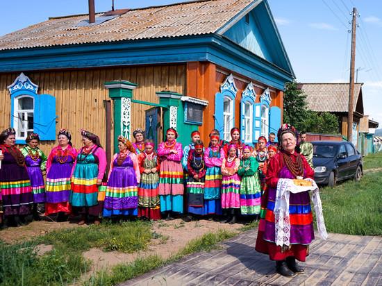 Большой Куналей в Бурятии признан самой красивой деревней России