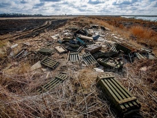 В Камышине назначили более 15 тысяч рублей штрафов за мусор