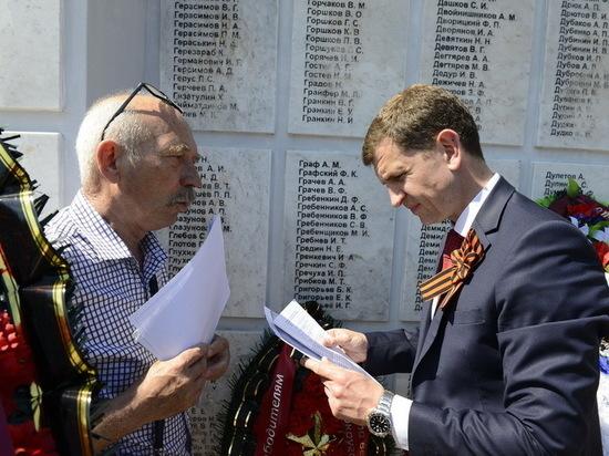 Ошибку на мемориальной доске воинского кладбища Калуги исправили 50 лет спустя