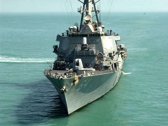 Корабли НАТО в Черном море попали под прицел российских ракет