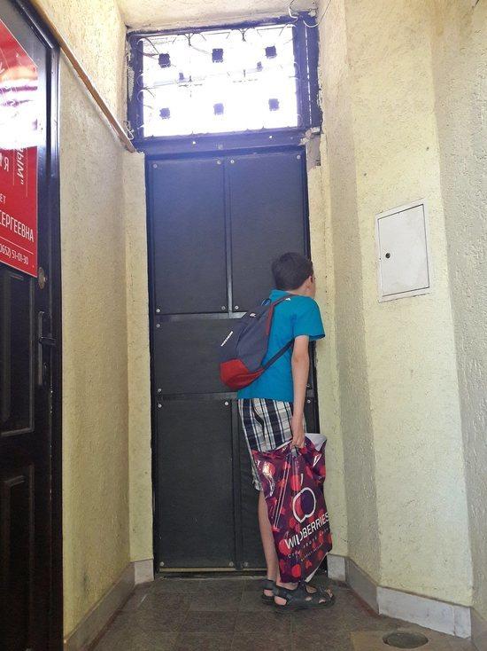 В Симферополе жильцам старого дома удалось отсудить парадную у новых хозяев