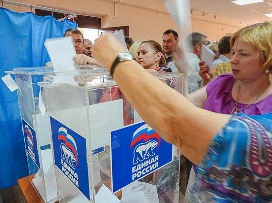 Участники праймериз ЕР стали кандидатами  от «Справедливой России»