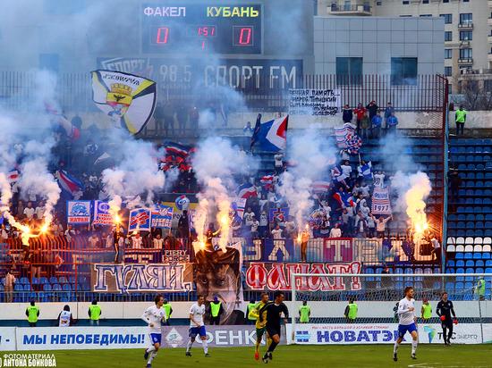 Воронежский «Факел» сыграет свой первый матч уже через неделю