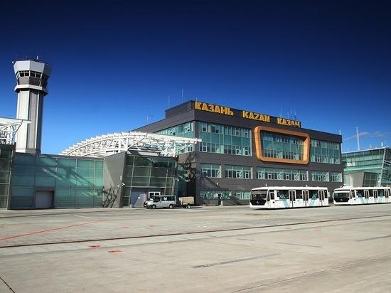В аэропорту Казань экстренно сел самолет Уфа – Санкт-Петербург