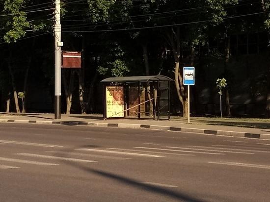 В Тамбове ремонтируют остановки