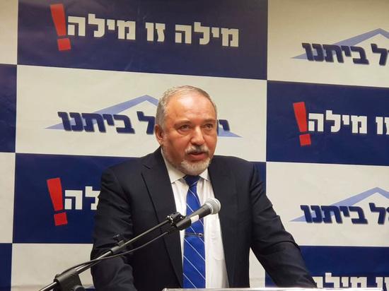 Либерман: Если провокации не прекратятся, блокада Газы будет усилена