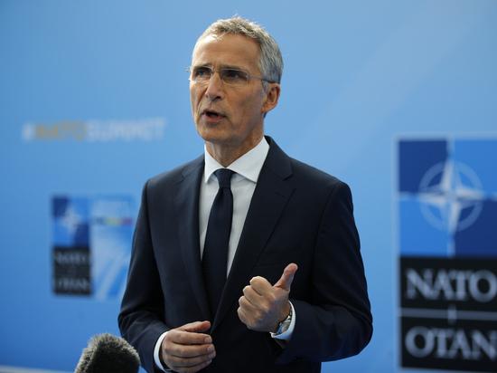 Генсек НАТО отказался считать Крым поводом для изоляции России