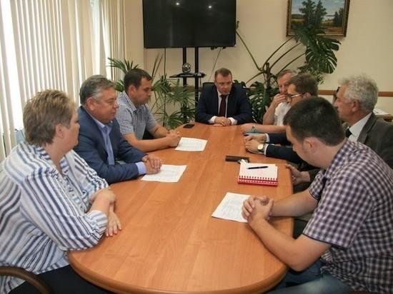 Обсудить выборы собрались политические партии в Тульском  облизбиркоме