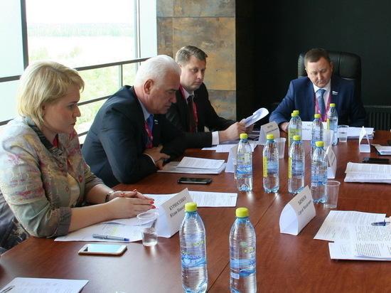 Свердловские депутаты собираются выделить «Титановой долине» дополнительные средства