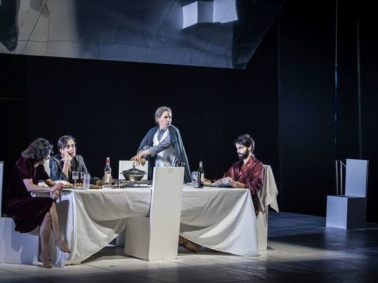 Театр Гешер представляет: новый сезон – новые премьеры