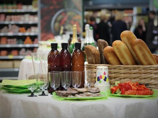 Набор продуктов питания подорожал в Карелии с начала года