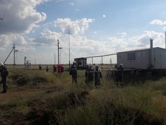 В Курманаевском районе пострадали трое сотрудников Самарского охранного предприятия