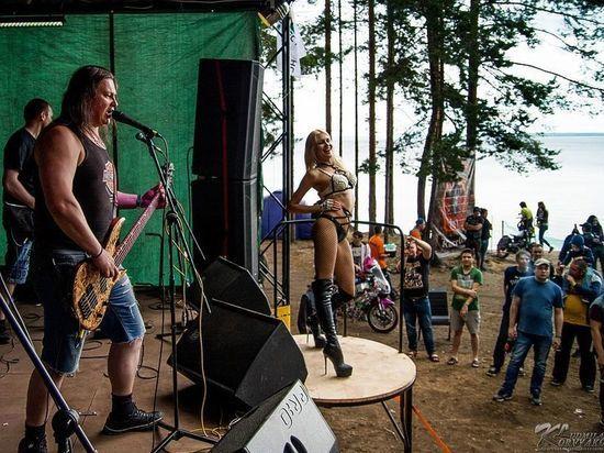 Байк-фестиваль в Гирвасе стартует через 2 дня: схема лагеря