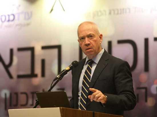 Йоав Галант отчитался в Кнессете о работе по проблеме социального жилья