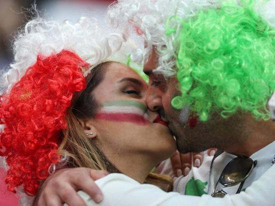 Чемпионат мира по футболу быстро превратился в