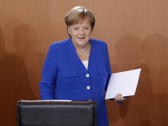 Меркель одернула Трампа, назвавшего Германию заложницей России
