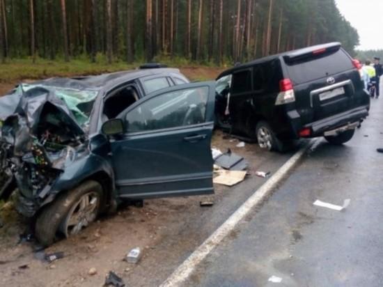 В сеть выложили видео страшной автокатастрофы с жертвами под Шенкурском
