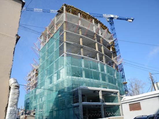 В Екатеринбурге начало дорожать жилье