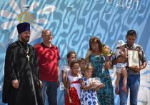 В Астрахани отпраздновали День семьи, любви и верности