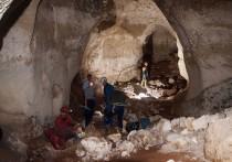 В Крыму нашли пещеру с мамонтами и испугались последствий