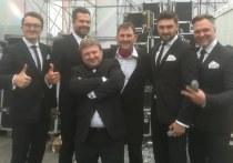 Беломорску в День республики пели уникальные музыканты после единственной репетиции
