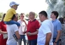 Астраханцы с размахом отметили День рыбака