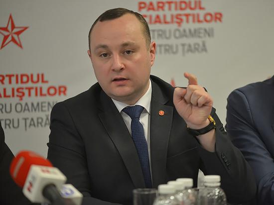 Влад Батрынча:  «Мы наведем порядок  в своей стране»
