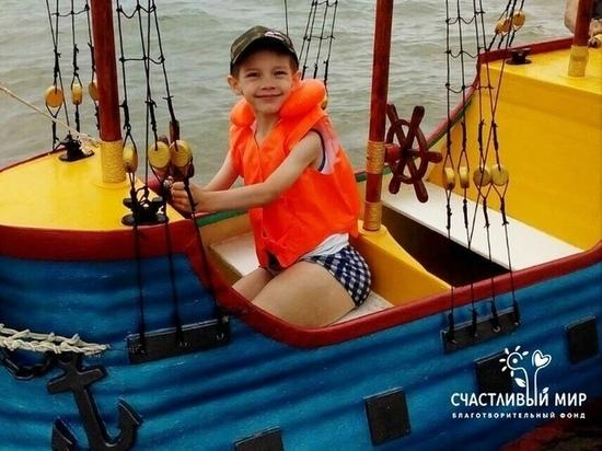 Пятилетнему нижегородцу Глебу Засухину нужна помощь