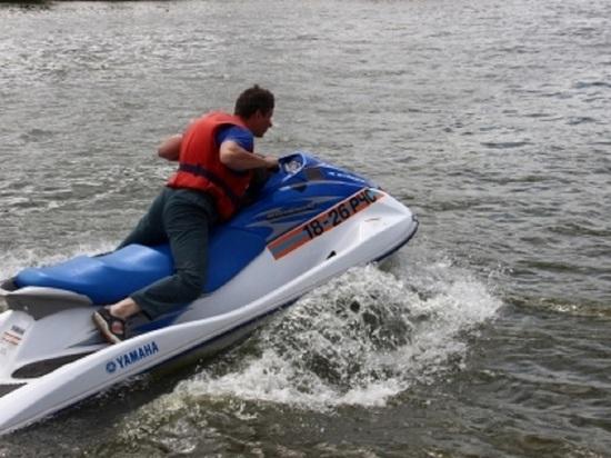 Гонки на воде устроит МЧС в Калуге
