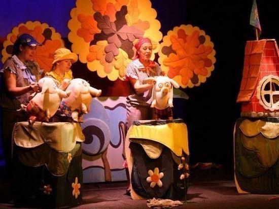 Тамбовский театр кукол завершит сезон спектаклем
