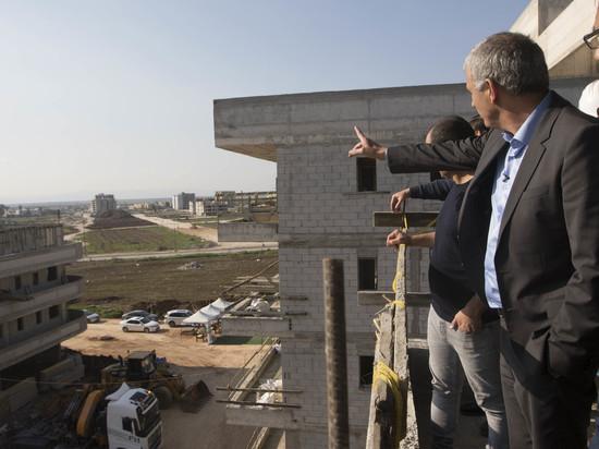 Утверждено расширение квот на привлечение в Израиль зарубежных строительных компаний