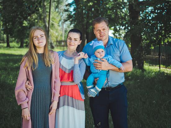 Почему для известного предпринимателя Серпуховского региона Вячеслава Орехова семья является основой основ