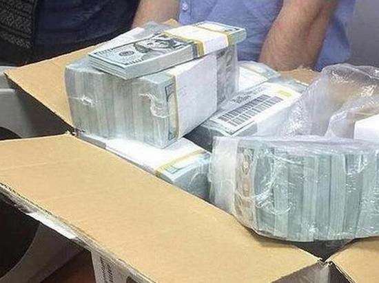 Изъятые у полковника Захарченко миллиарды передали в бюджет