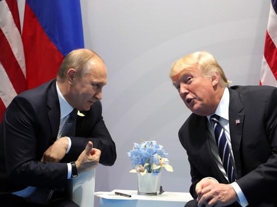 Трамп рассказал что обсудит 16 июля с конкурентом Путиным
