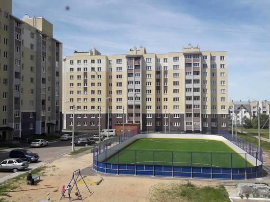 В «Соляном» откроется всесезонная спортивная площадка
