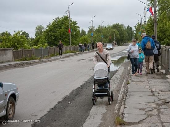 На дорожку: Беломорскому району Карелии дадут 11 миллионов рублей