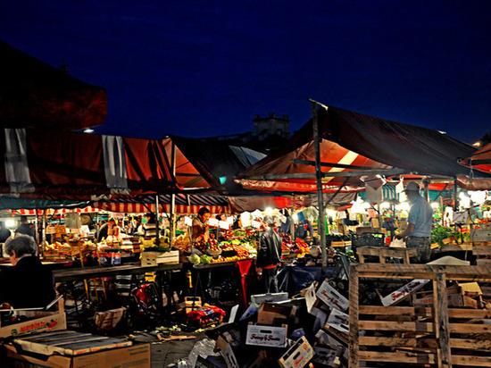 Омские рынки начнут работать допоздна
