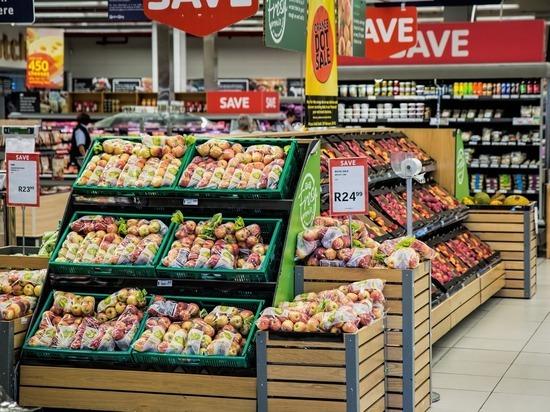 Цены на продукты в Алтайском крае с начала года выросли на 1,7%