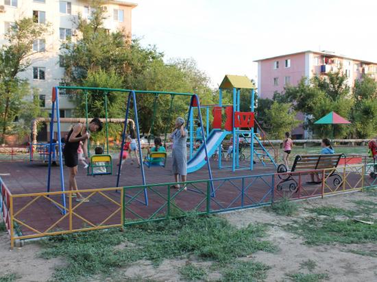 Стали известны итоги контрольного рейда активистов ОНФ в Калмыкии  по дворовым территориям
