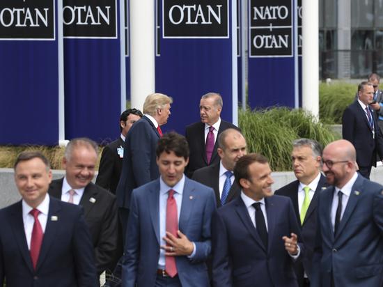 Российский МИД о НАТО: бесполезный военный блок