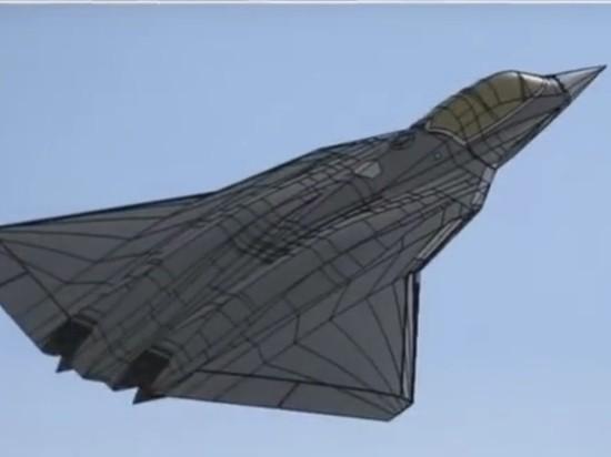 Опубликовано первое изображение европейского истребителя пятого поколения