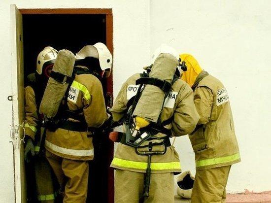 Несколько пожаров произошло в Приморье