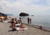Курортный сезон-2018 в Крыму: как добраться до Яшмового пляжа