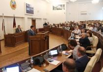 Депутаты АКЗС проголосовали за повышение пенсионного возраста