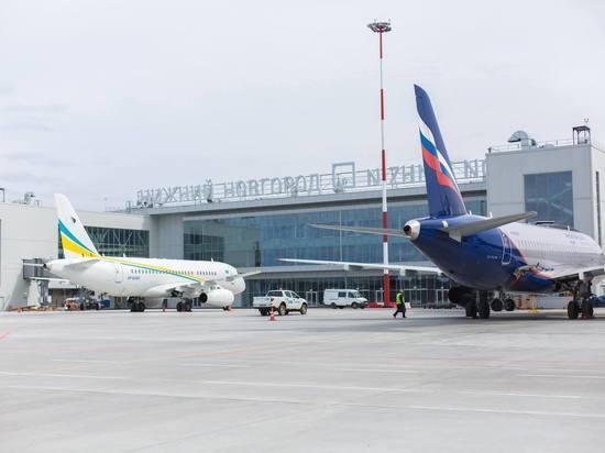Нижегородский аэропорт составил рейтинг пунктуальности авиакомпаний
