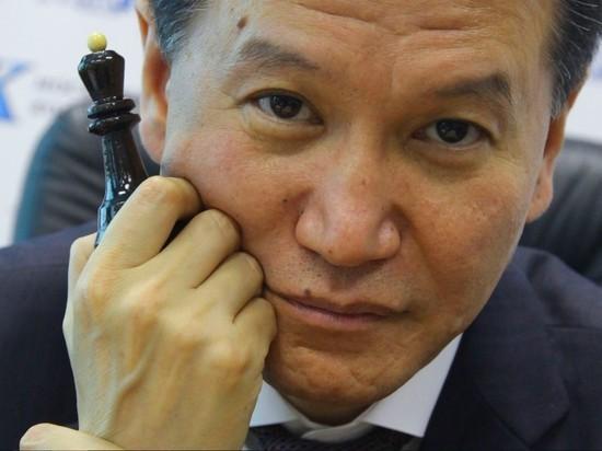 Илюмжинов отстранен от должности президента FIDE