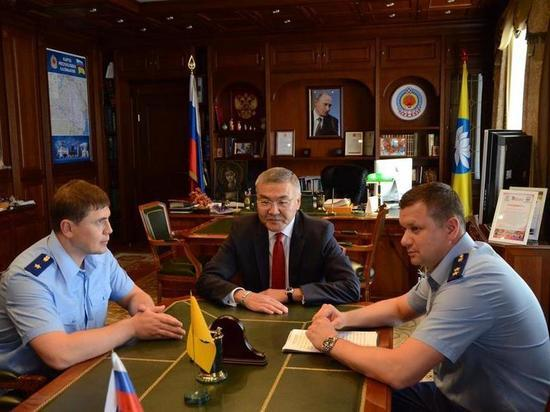 В Калмыкии появится новый прокурор