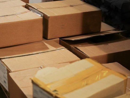 Сомнительную продукцию привезли из Китая в Приморье