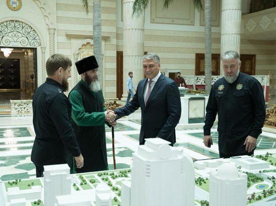 Чечня намерена стать одним из самых высокоразвитых регионов РФ