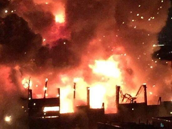 12 человек ранены при взрыве близ аэропорта Каира